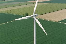 Windpark Oyten